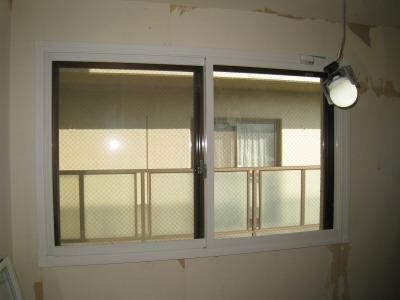 内窓 インプラスの取付