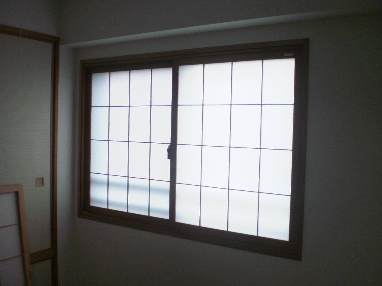 内窓を取付けて快適な健康住宅に!