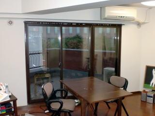 柔軟な対応とスムーズな工事で、全ての窓を1日で取り…