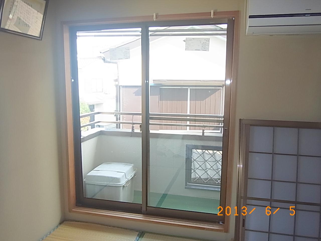 真空ガラス+内窓で寒さ対策