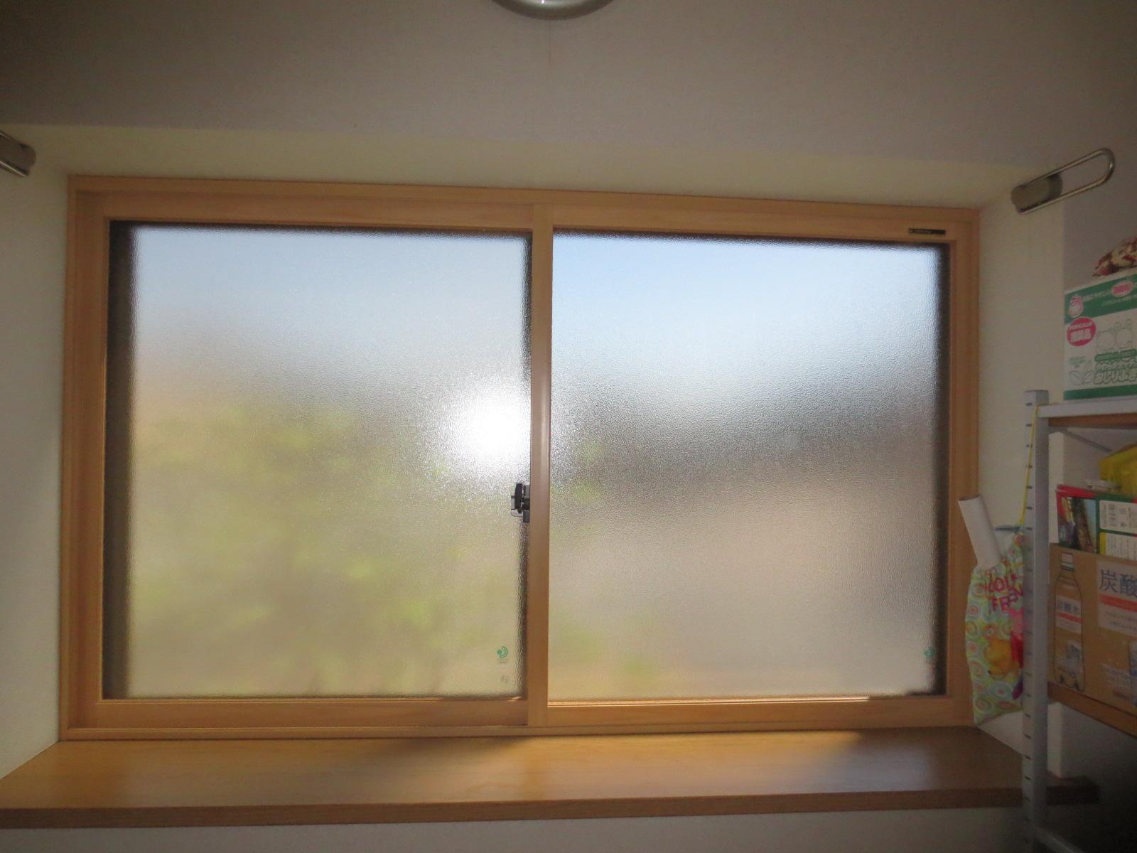 防音の為に内窓を取付