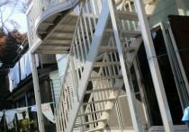 階段の取付工事!