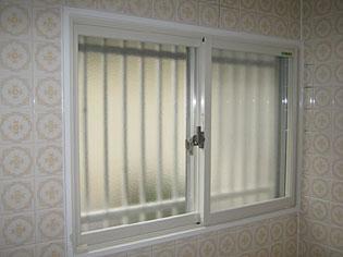 二重窓で窓際の冷え冷え感が気にならなくなりました