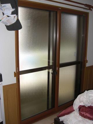内窓で寒さ対策!