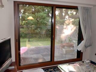 内窓+ガラス交換