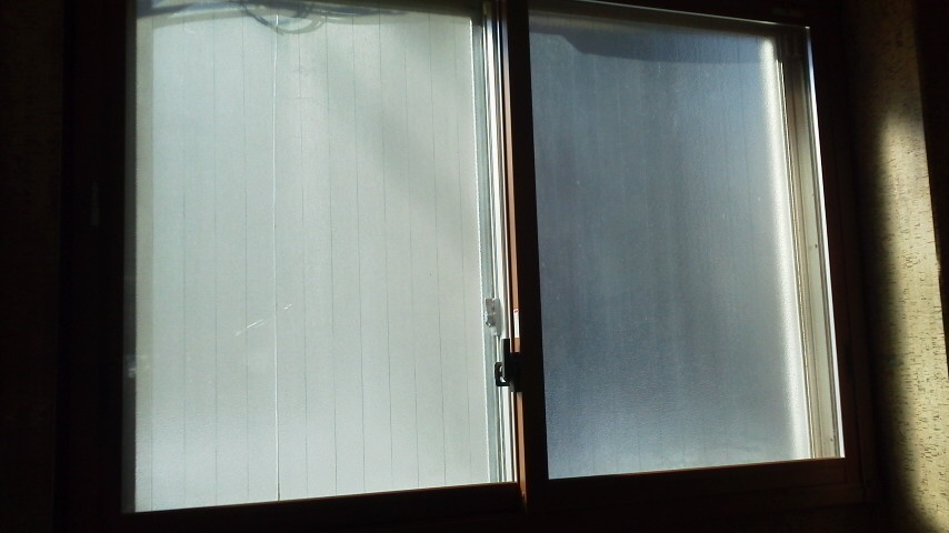 事務所も内窓断熱
