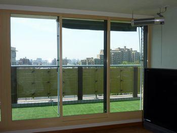 夏の暑さも内窓で解消!