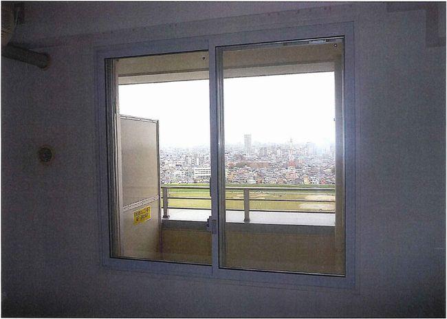 内窓で静かな空間に!