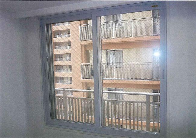 内窓で暖かい部屋になりました!!