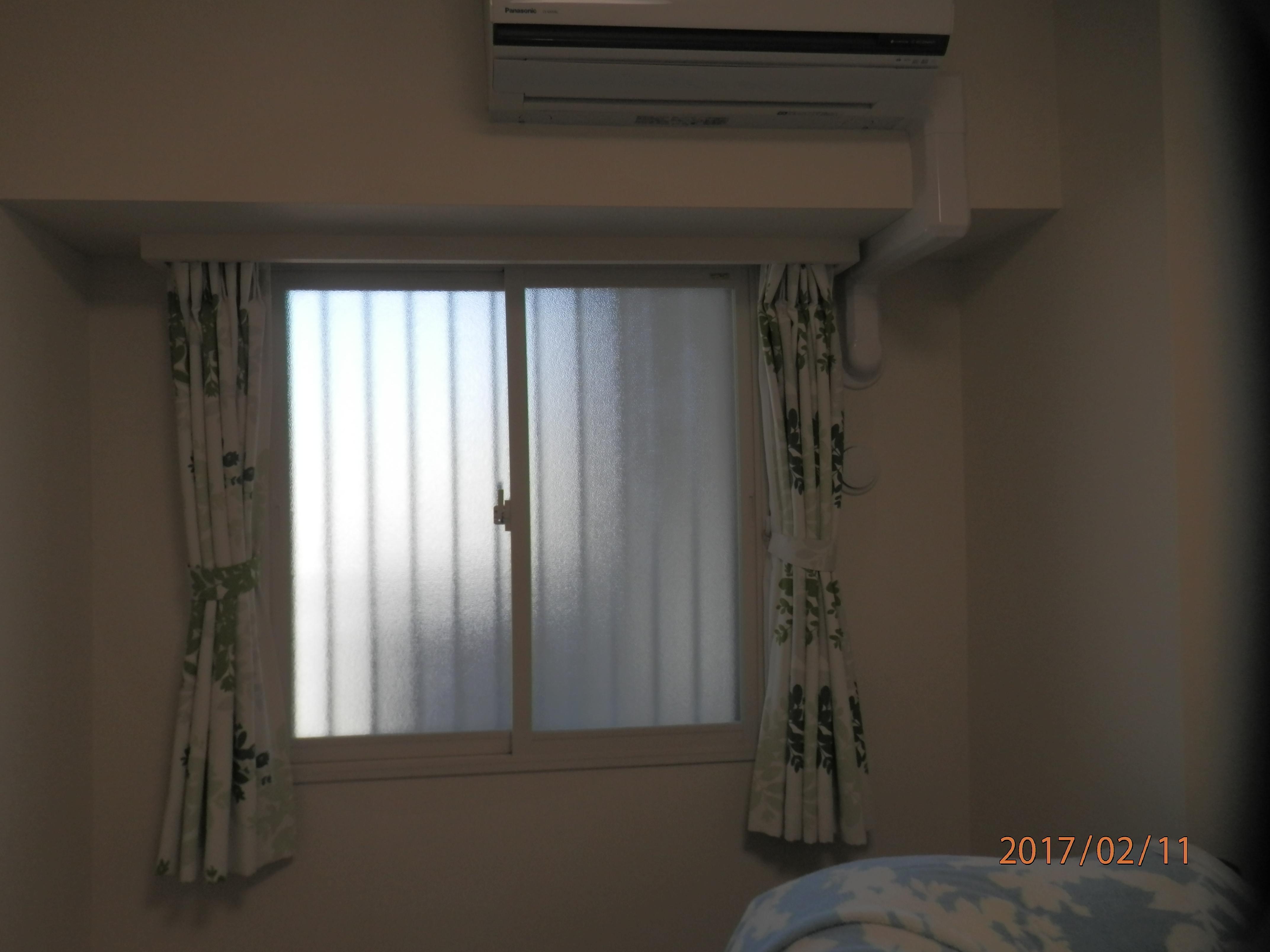 窓辺の寒さも内窓設置で解決!