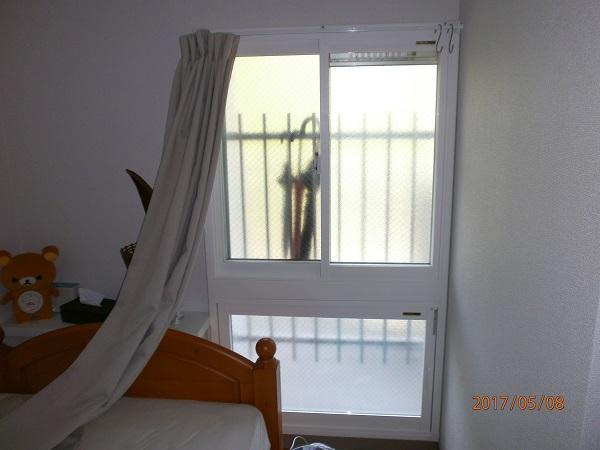 内窓で、嫌な窓ガラスの結露を軽減!