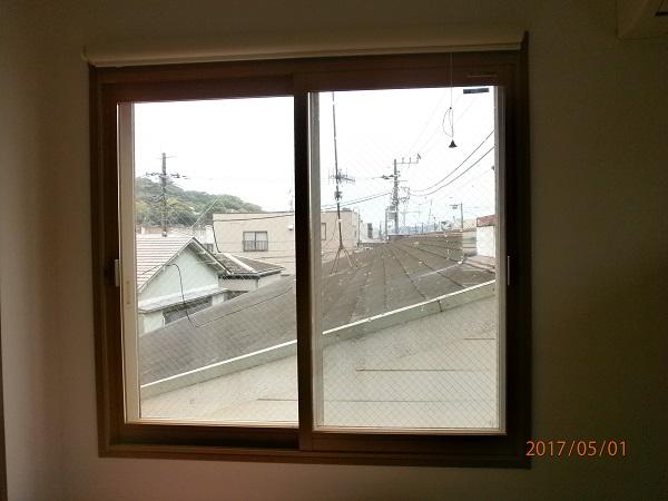 内窓で、静かな快適環境を実現!