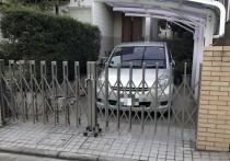 門扉のリフォーム工事