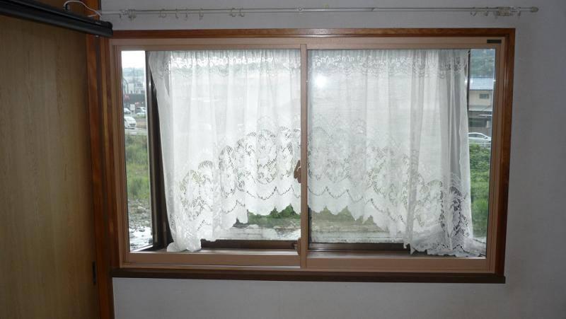 防音ガラス入りの内窓リフォーム
