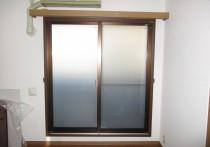 すきま風改善とガラス交換で断熱効果アップ!