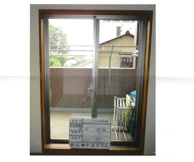 国の補助金でガラス交換・室温が下がりにくく暖房節約