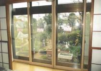 二重窓で暖房費が少なくなりました