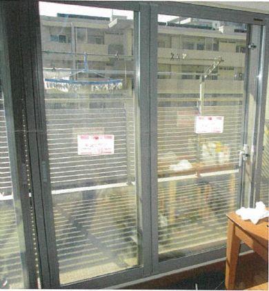 内窓で結露が少なくなり室内も暖かくなりました