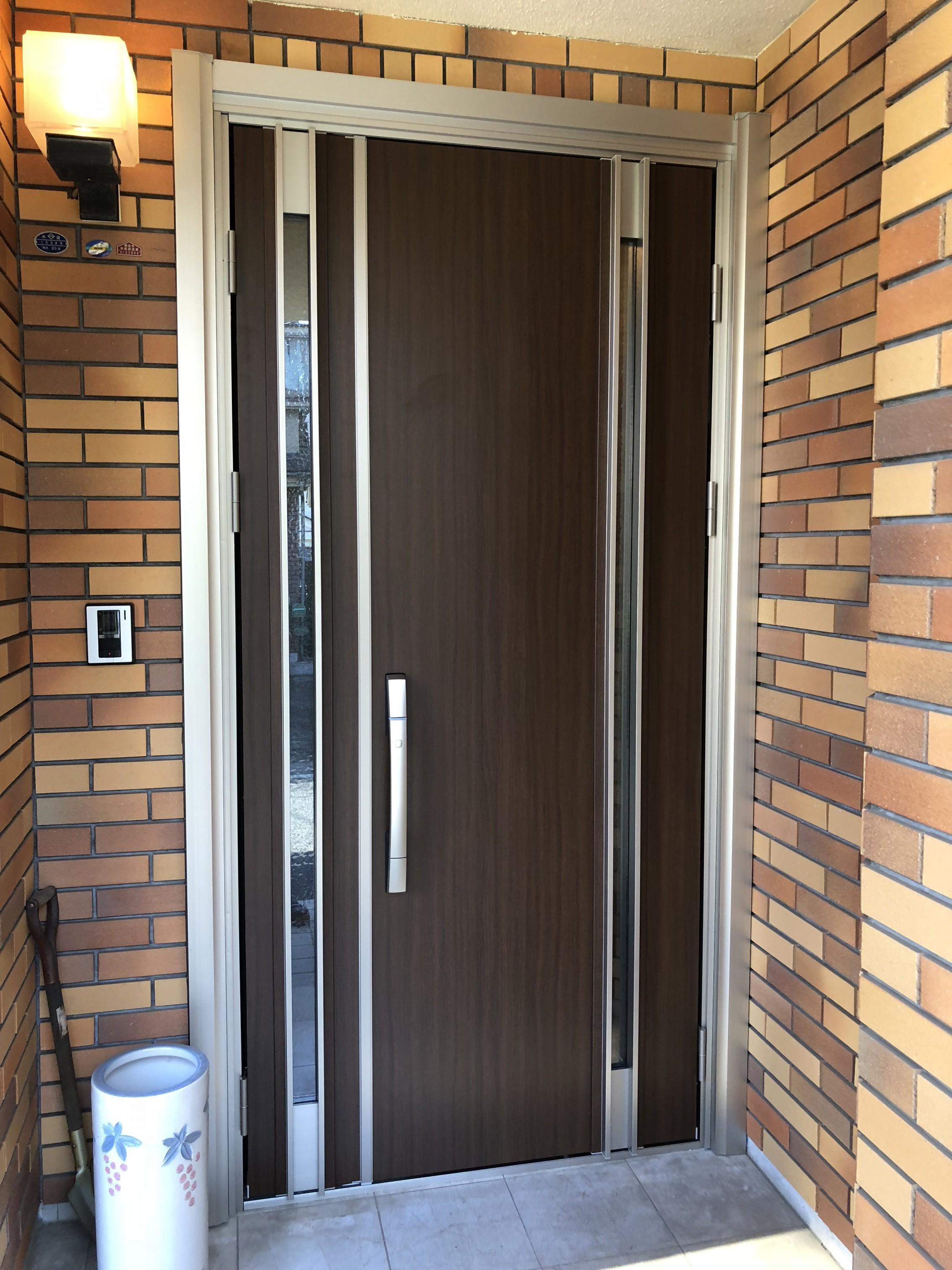 横浜市K様邸 玄関ドア取替工事【ドア・窓リフォーム…