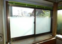 窓サッシをカバー工法にて交換、LowEペアで遮熱、断熱性能アップ!