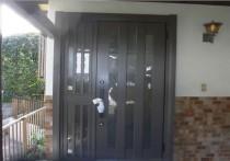 玄関ドア交換で使い勝手向上