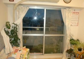 窓① 施工前
