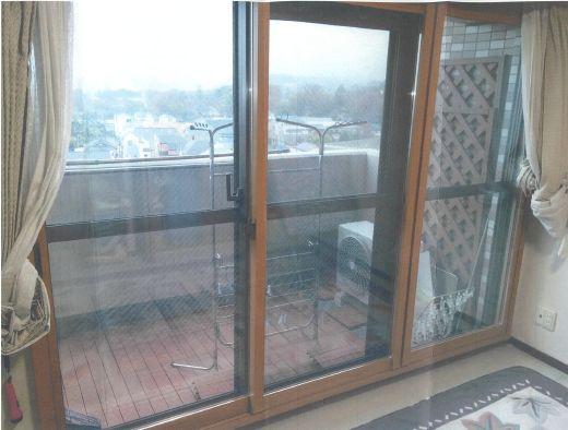 内窓の取付けでストーブ使用が減りました