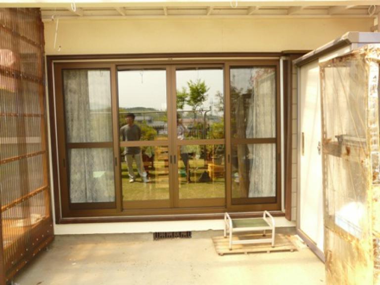 窓リフォーム スマートカバー工法