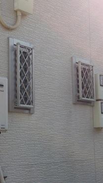 開き窓→ルーバー窓へ