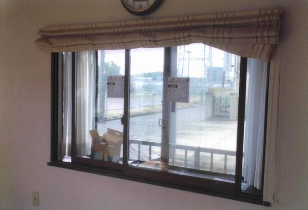 リフォーム 内窓取付工事