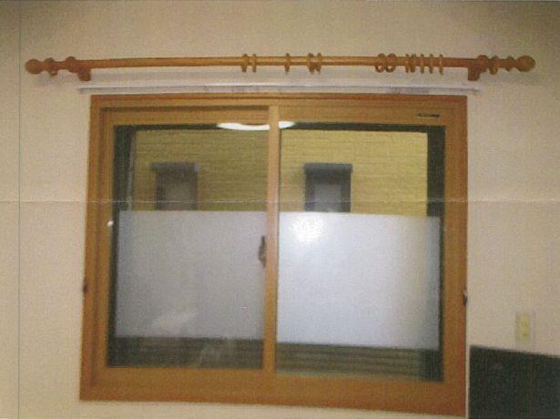 南向きの窓に内窓で日射遮蔽