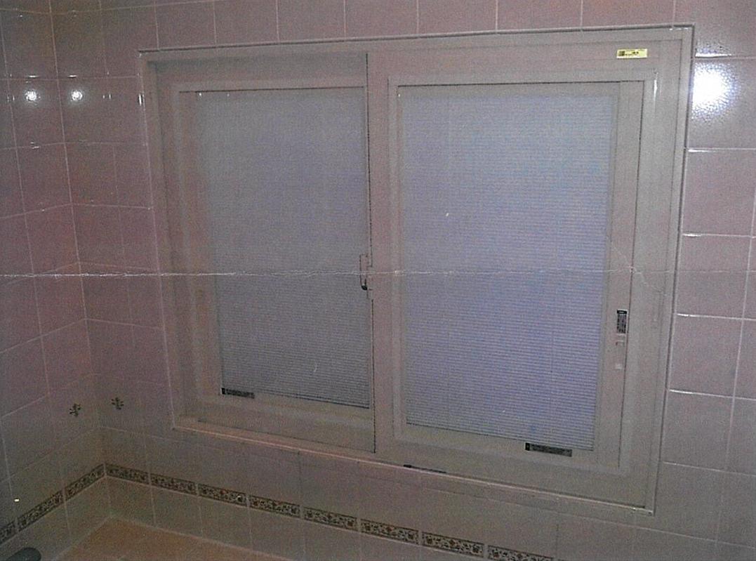 浴室内窓取付工事