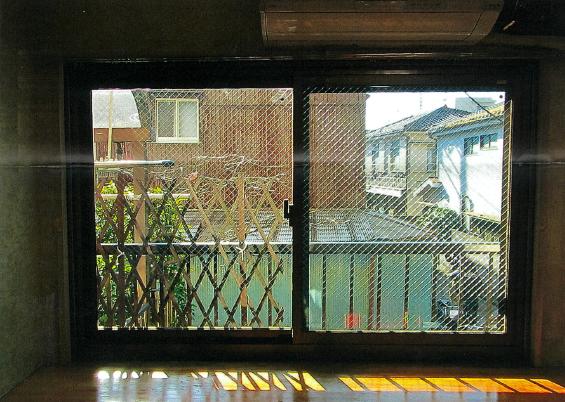 ガラスのヒビ割れから、高断熱ガラスへ窓ガラスを交換…