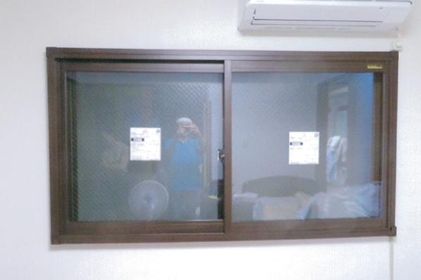内窓取付で、防犯・防音対策!