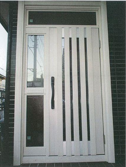 玄関ドアリフォーム ドア交換
