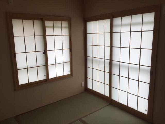内窓1day工事でエコ活!