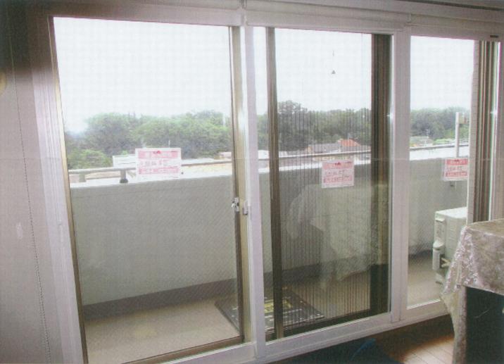 寒さに備えて 内窓取付工事