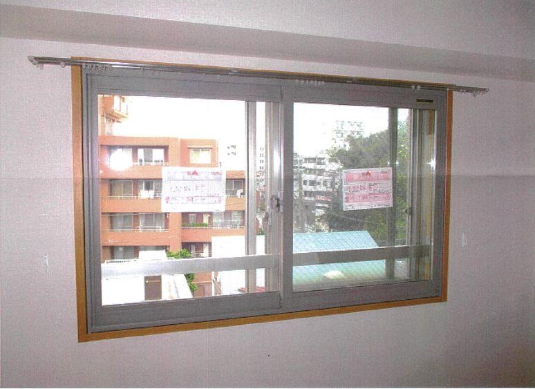 窓リフォームは今回が2回目!内窓を取り付けました