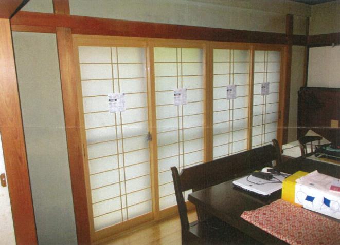 和障子タイプでお部屋の印象が変わりました