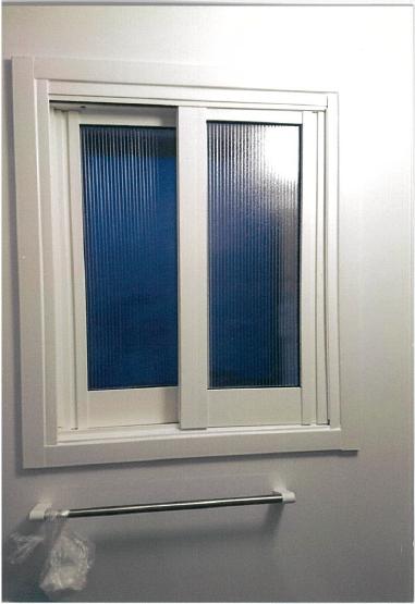 浴室の窓に内窓「プラスト」を!