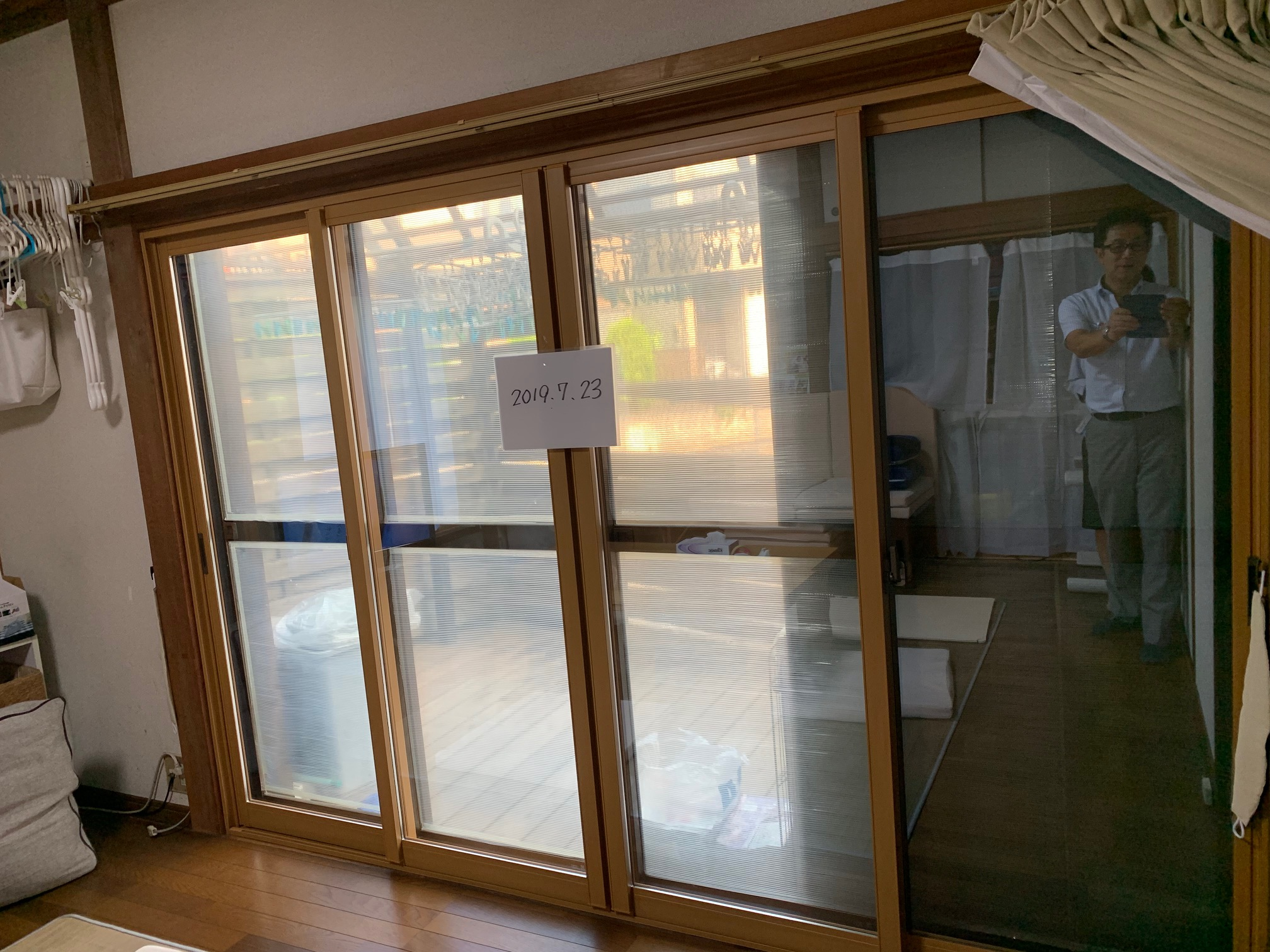 内窓の取付け工事