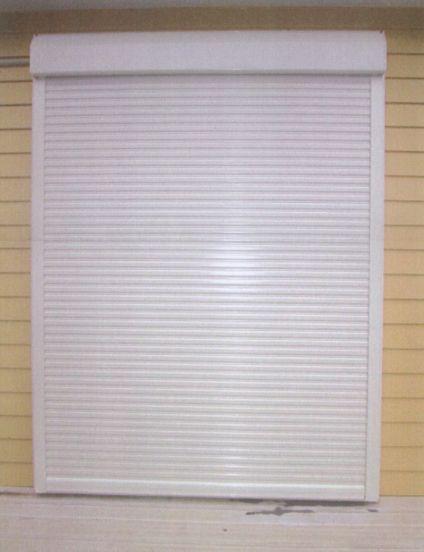 天災・騒音防止・防犯対策に窓シャッター