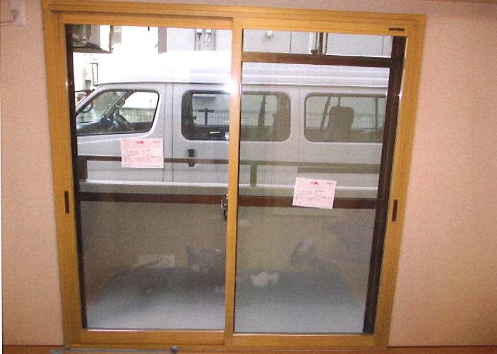 マンションには内窓で断熱、防音