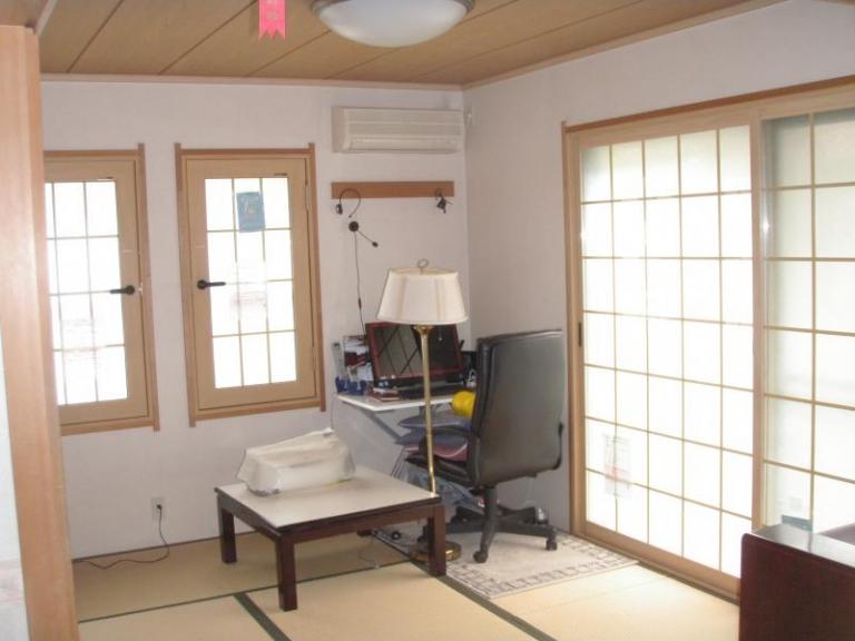 一戸建てほぼ全窓の窓断熱改修工事