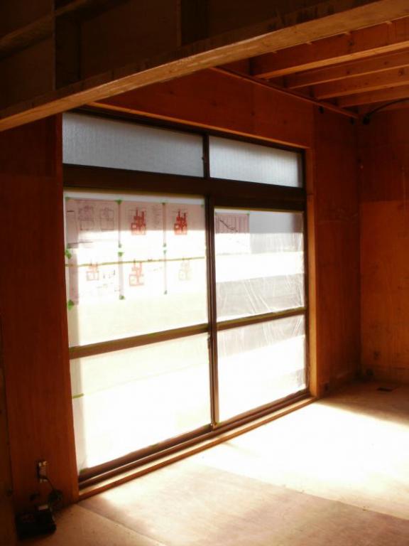 施工前 洋室