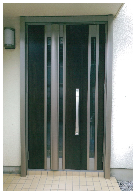 安全性を高めて空き巣対策!玄関ドア交換工事