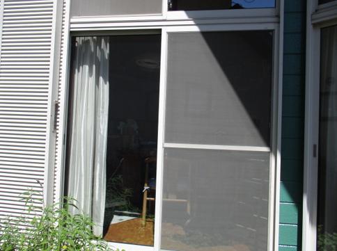 ガラス交換工事、出窓部品交換工事