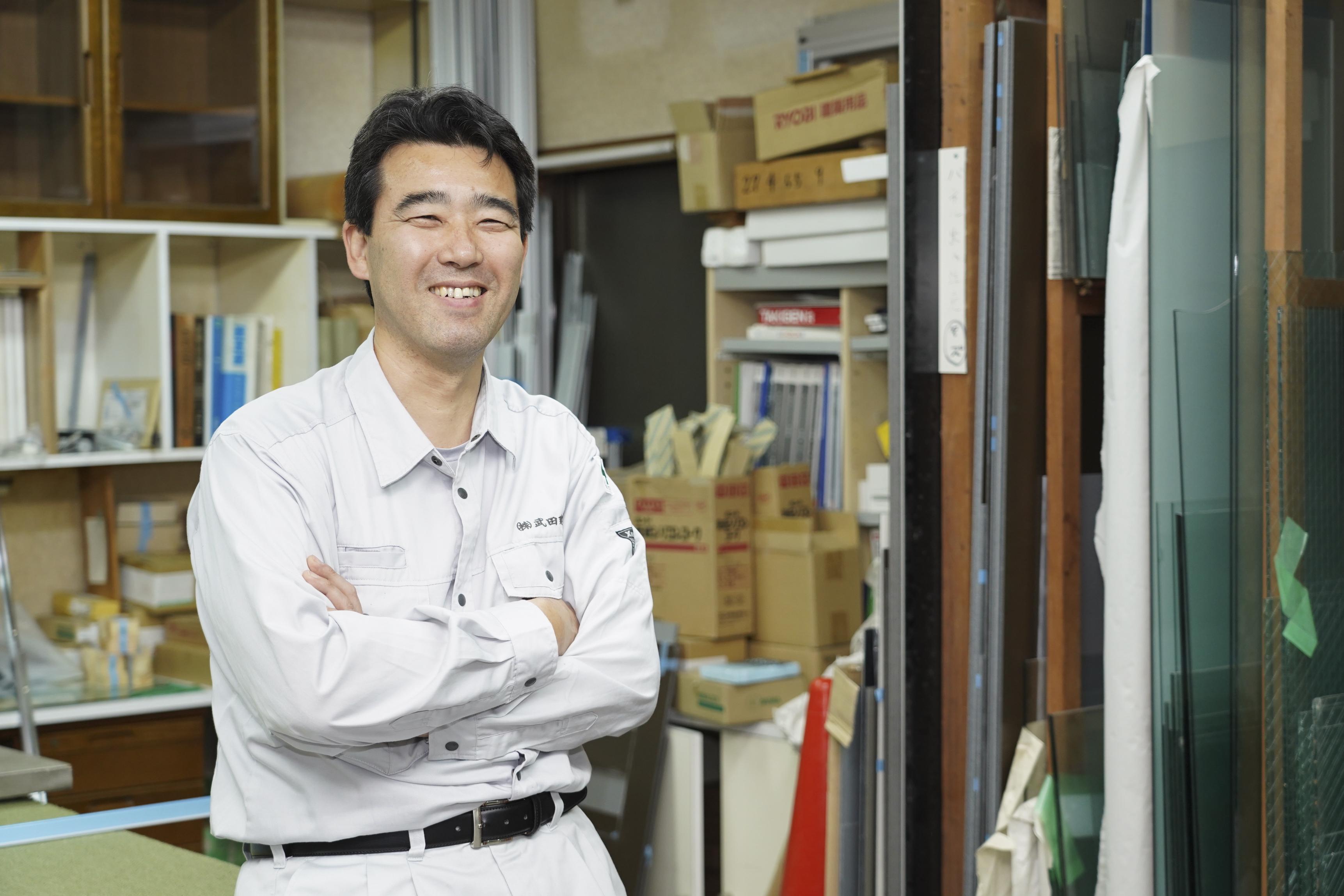 (株)武田建窓