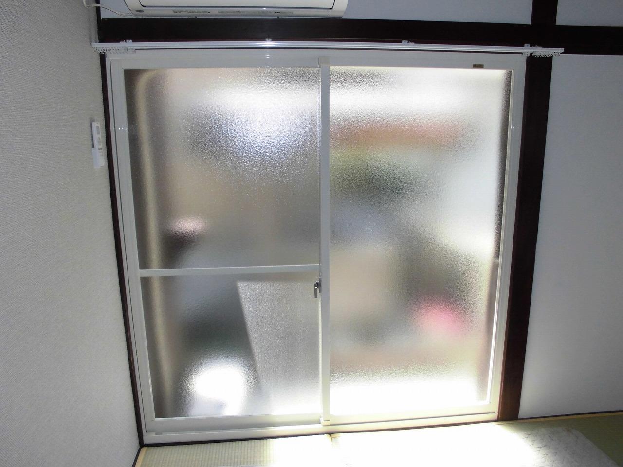 窓サッシ交換工事