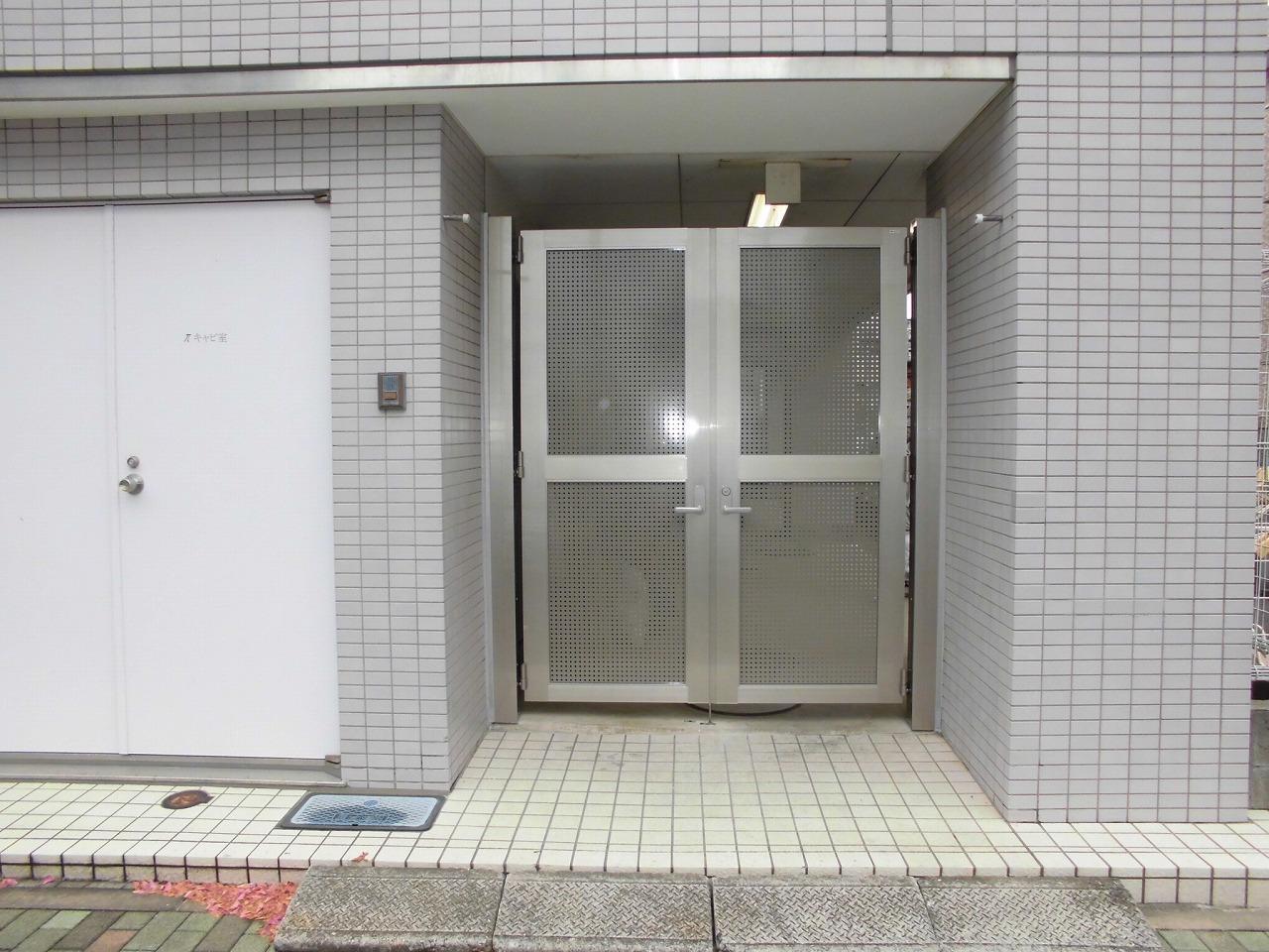 アルミ製門扉かぶせ工法